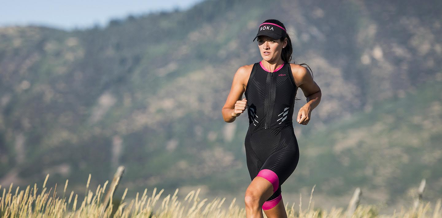 ROKA Triathlon and Run Hats and Visors