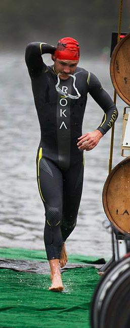 Tim Reed - ROKA Pro Triathlete