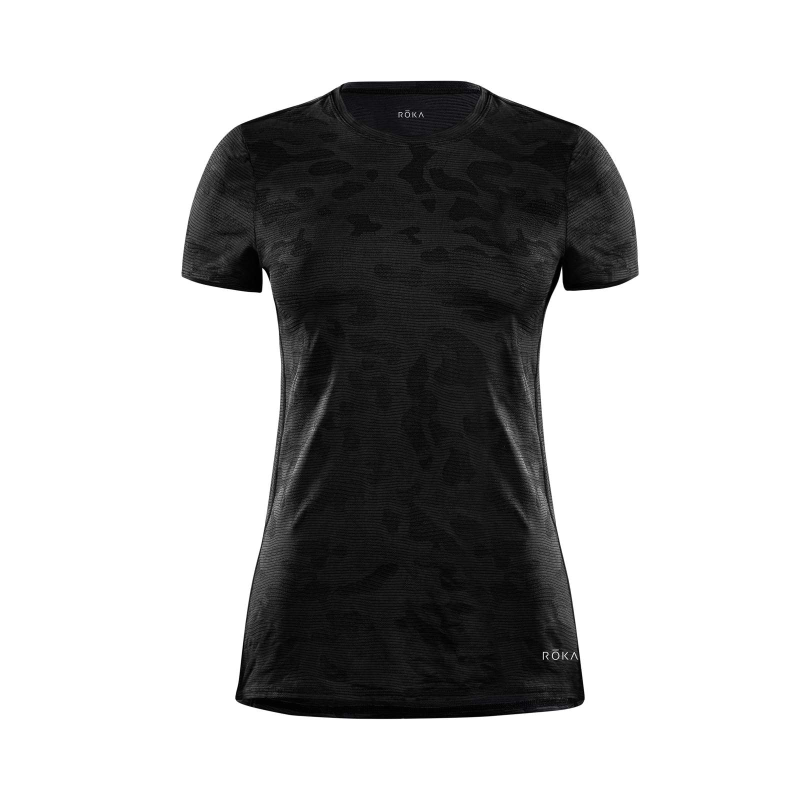 Women's Shadow Run SS Tee