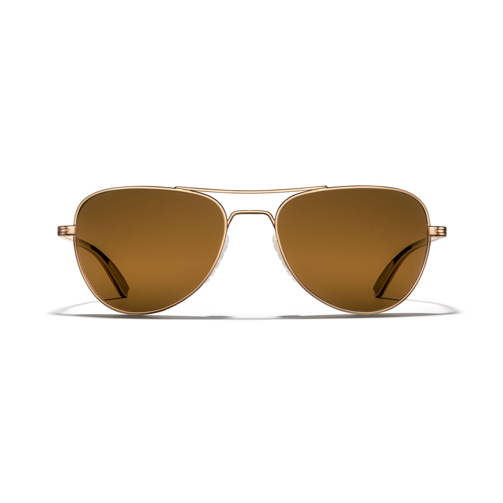 Gold Frame - Bronze (Polarized) Lens