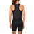 Women's Gen II Elite Aero Sleeveless Tri Suit - Back View on Athlete - Fastest Sleeveless Women's Tri Suit
