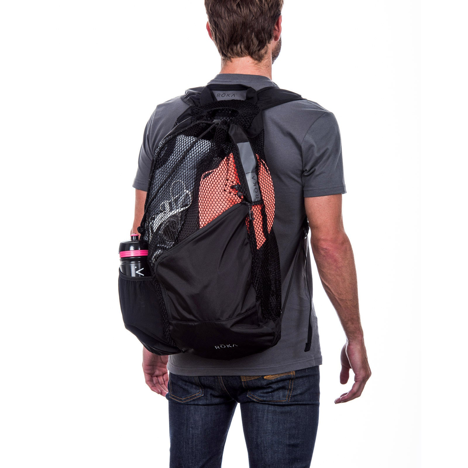 36043c66a8a0 Pro Vent Quickdraw Mesh Backpack (35 Liter) - Drawstring Bag