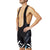 Men's Cycling Pro Bib Short (Cyan)