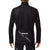 Men's Cycling Pro Softshell Jacket (Black/Dark Slate) - ROKA