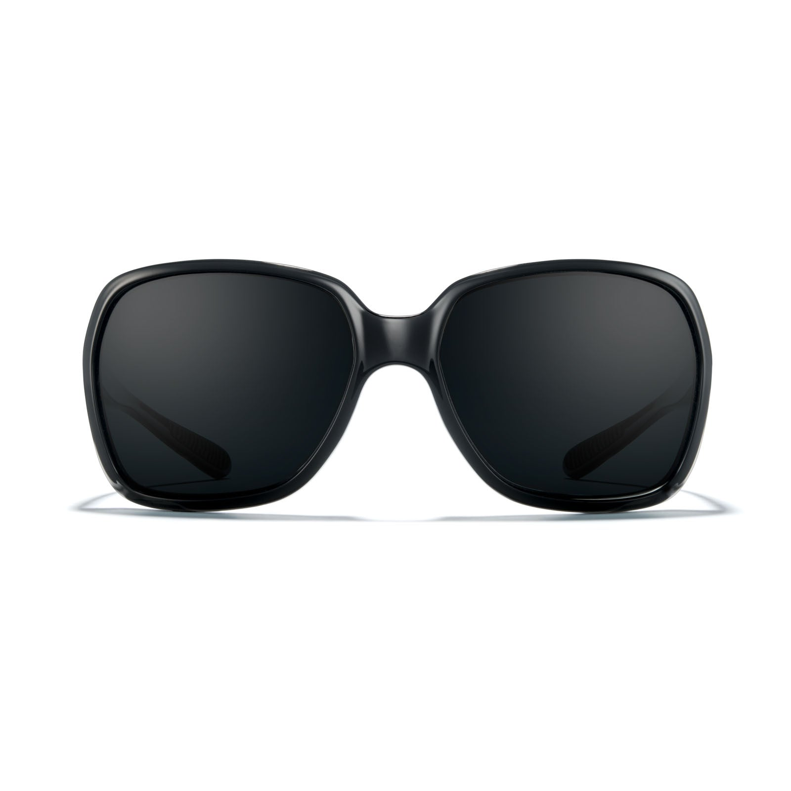 Gloss Black Frame - Super Black (Polarized) Lens