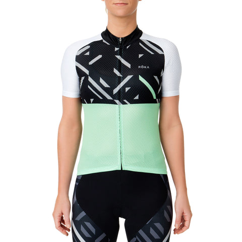 Women's Cycling Pro Summer Jersey (Emerald)