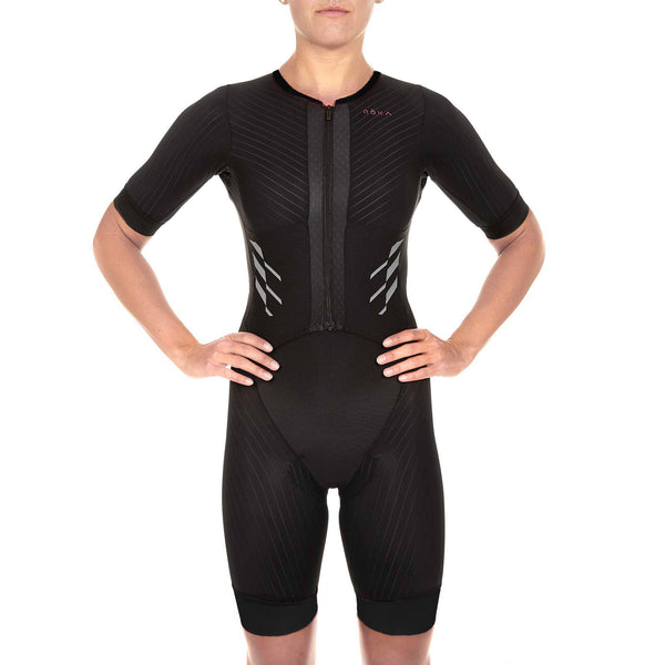 Women's Elite Aero SS Tri Suit