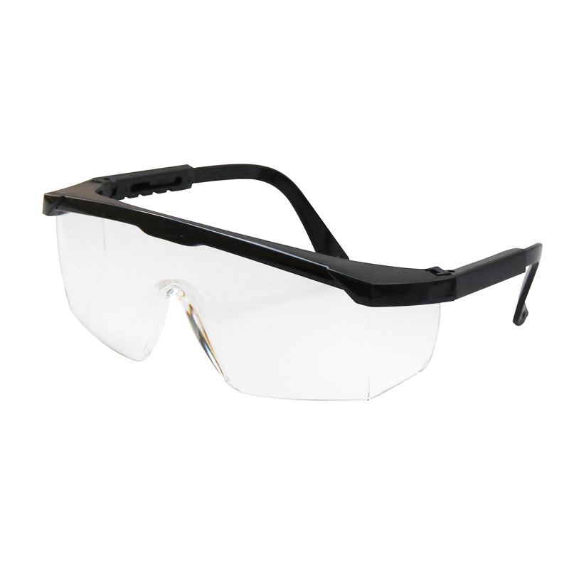 Flat Face Safety Glasses