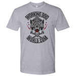 Working Dog World - Men's Tee