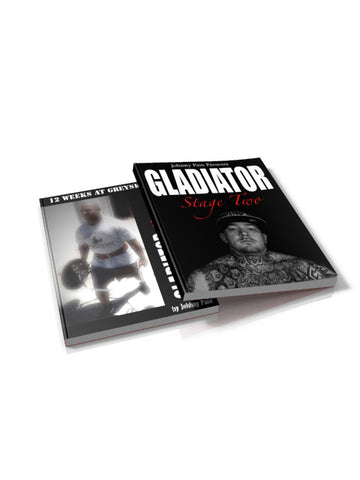 Gladiator: Stages One and Two Combo Pack