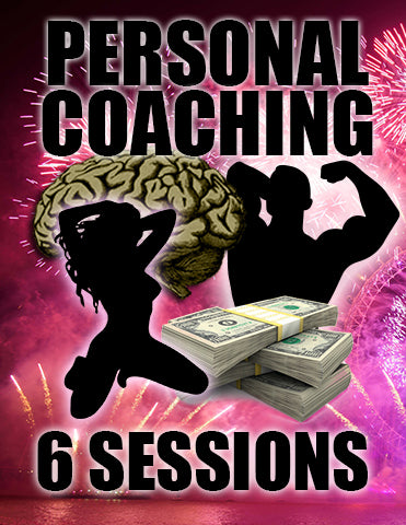 Gold (SIX Session) Coaching Package with Jan 2018 TEAM PAIN Bonus!