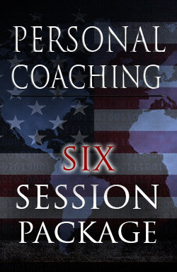 Gold (6 Session) Coaching Package