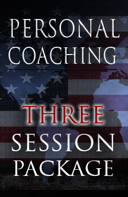 Silver (3 Session) Coaching Package