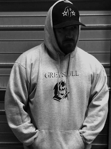 "Greyskull Triple OG ""Spray Paint"" Hoodie"