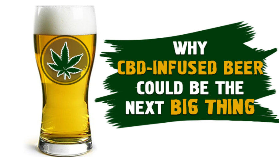 Are weed-infused drinks making their way into the future?
