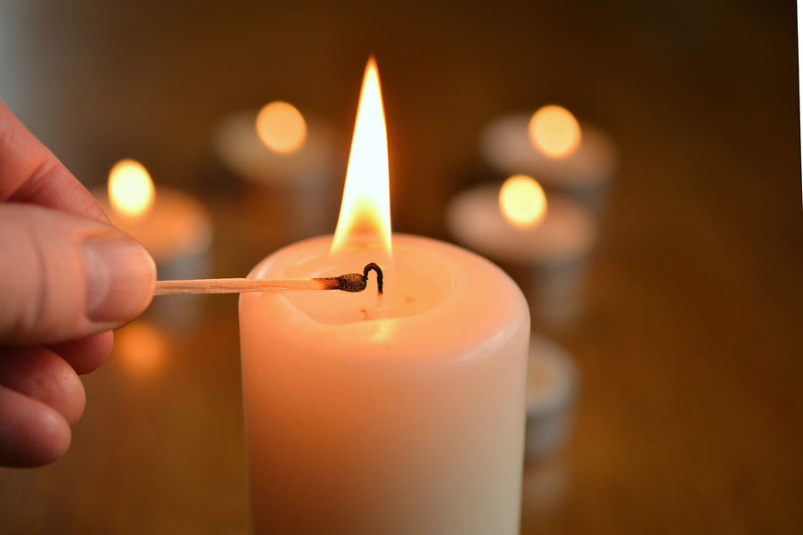 Candle Care Tips & Tricks