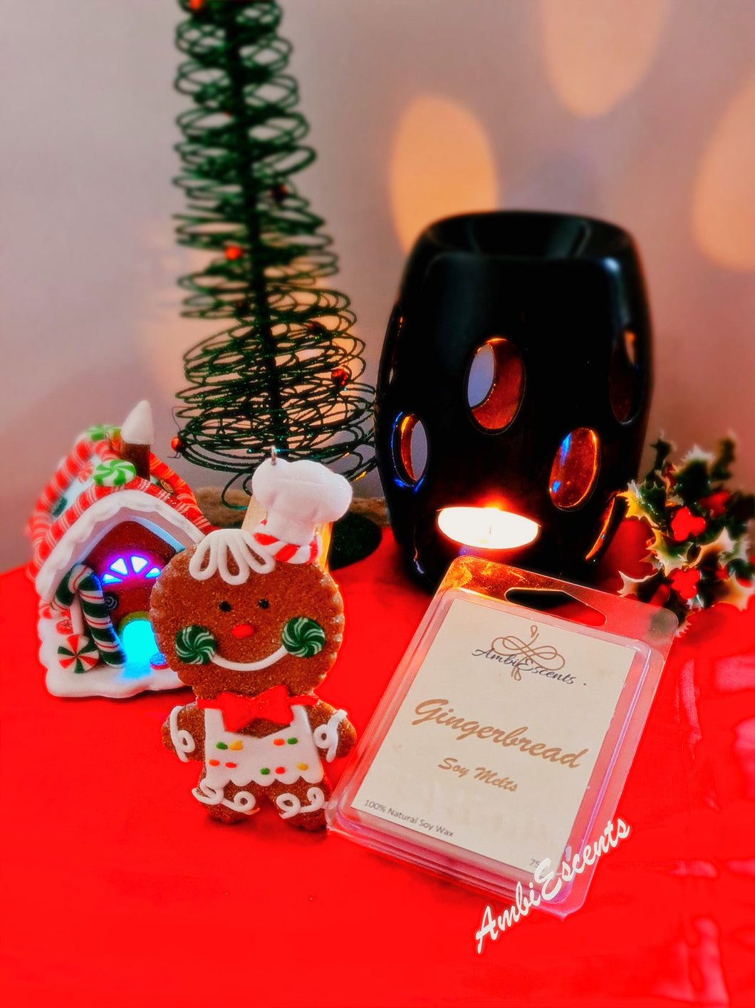 Gingerbread Soy Wax Melt
