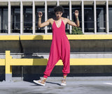 Solid Harem Jumpsuits By Buddha Pants®