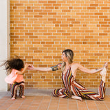 Striped Harem Jumpsuit By Buddha Pants®