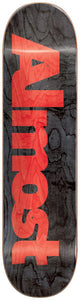 Deck Almost Team Ultimate Logo Black 8,50 R7