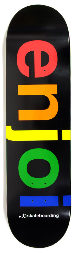 Deck Enjoi Team Spectrum Black 8,25 PP