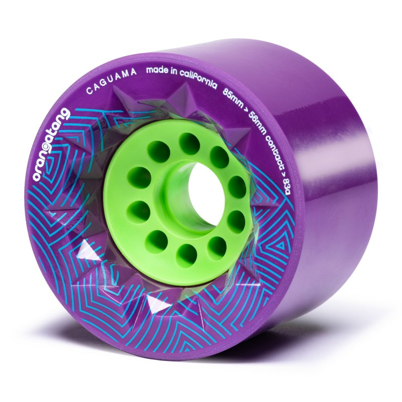 Orangatang Caguama 85mm Wheels