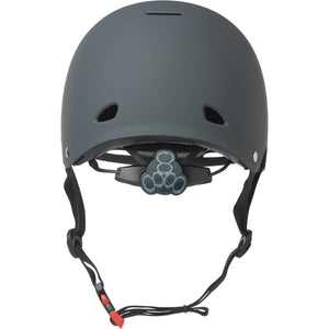 Triple Eight Gotham Skate Helm - grey