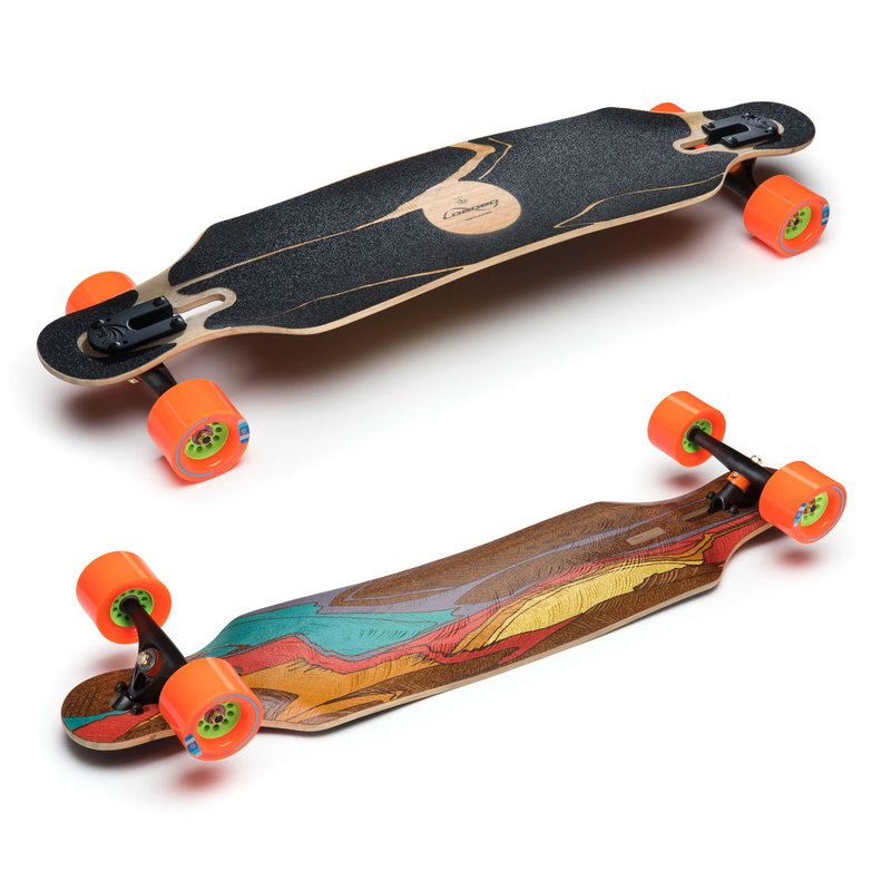 Loaded Icarus Komplett Longboard
