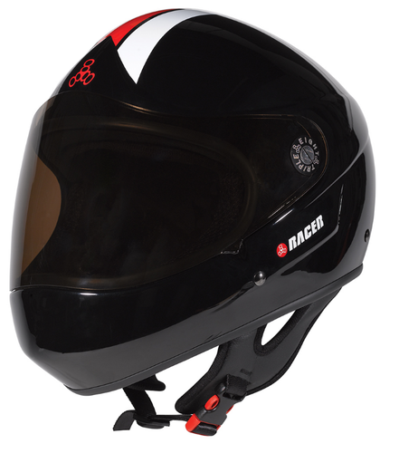 Triple Eight - T8 Racer Black Glossy