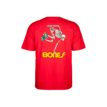 Powell-Peralta Skeleton - red