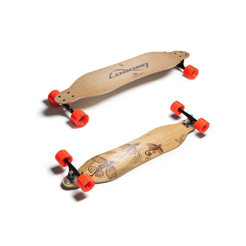 Loaded Vanguard 38 Komplett Longboard