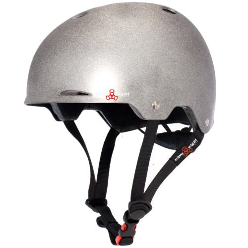 Triple Eight - Gotham Helmet Darklight