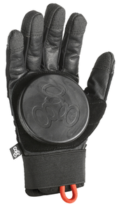 Triple Eight Downhill Gloves - black
