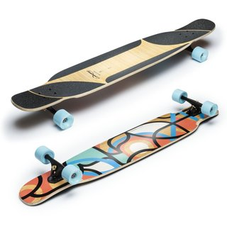 Loaded Bhangra V2 Komplett Longboard - Carving / Boardwalking