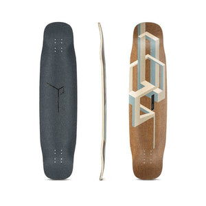 Loaded Deck Basalt Tesseract - Nude