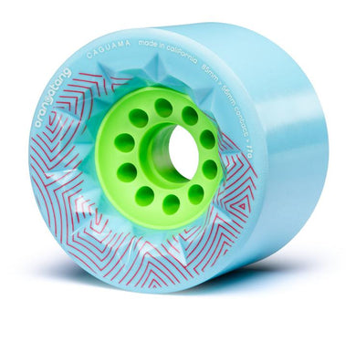 Orangatang Caguama Wheels Set Blue - 85mm