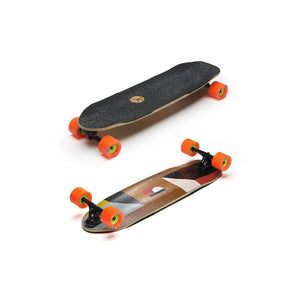 Loaded Truncated Tesseract Komplett Longboard