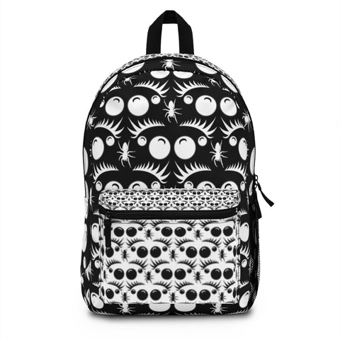 Jumping Spider Backpack for School, Parties, The Beach, Halloween