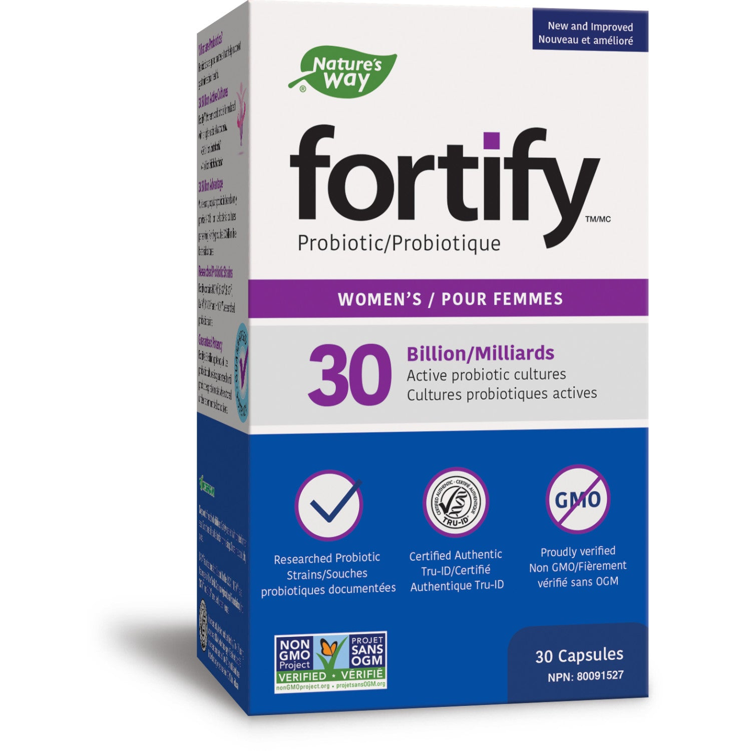 Fortify™ Women's Probiotic / 30 capsules