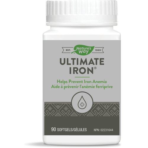 Ultimate Iron® / 90 softgels