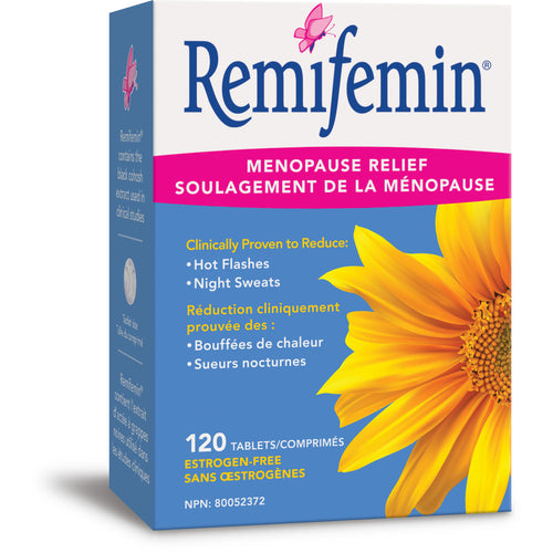 Remifemin®, Black Cohosh / 120 tablets