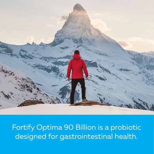 Fortify™ Optima™ Everyday Probiotic, 90 Billion Active Bacteria Cultures / 30 capsules