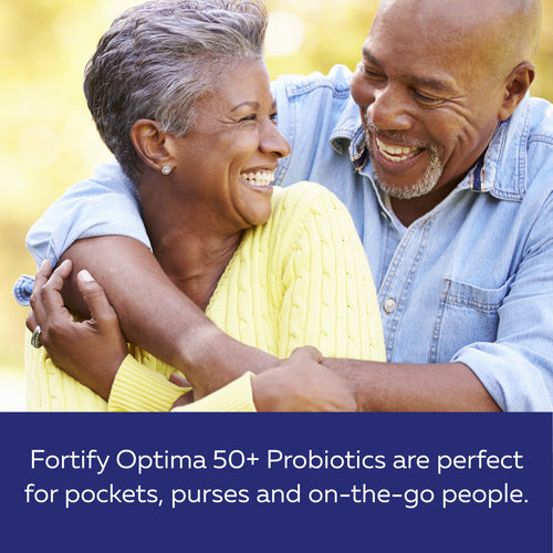 Fortify™ Optima™ Adult 50+ Probiotic / 30 capsules