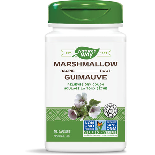 Marshmallow Root / 100 capsules