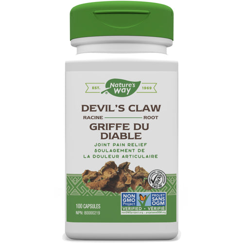 Devil's Claw Root / 100 capsules