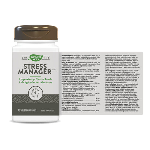 Stress Manager™ / 30 tablets