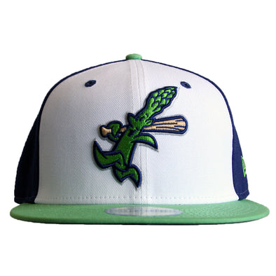 PRE-ORDER SPECIAL!! 2020 STOCKTON PORTS RUNNING GUS 59FIFTY CAP