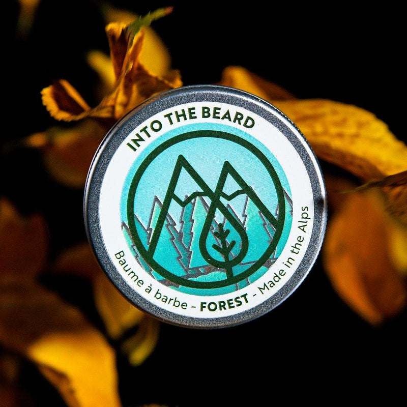 Baume à barbe FOREST - INTO THE BEARD