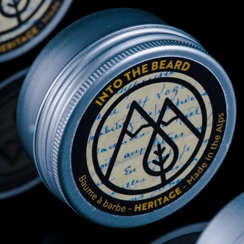 Baume à barbe HERITAGE - INTO THE BEARD