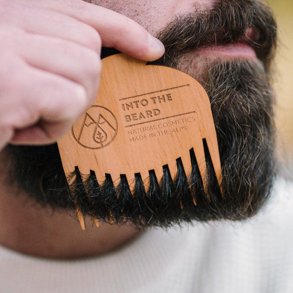 Peigne à barbe - INTO THE BEARD